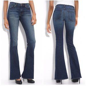 J Brand Martini Heritage Flare Leg Jeans